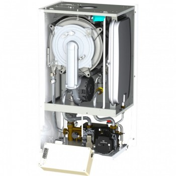 Poza Centrala termica pe gaz in condensatie MOTAN MK DENS 35, kit evacuare inclus