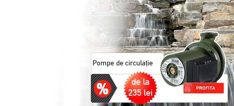 Pompe de apa / Hidrofoare