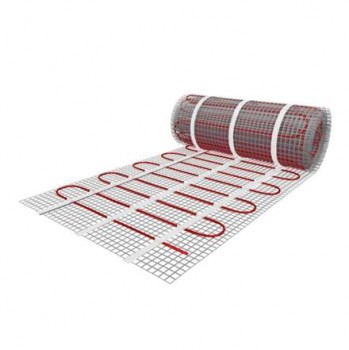 Poza Pachet Covor electric incalzire in pardoseala C&F 1.5 mp, Termostat analogic MTH 811, senzor de pardoseala MAGNUM
