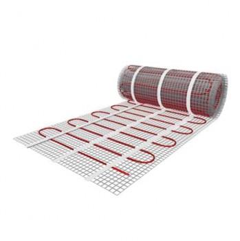 Pachet Covor electric incalzire in pardoseala C&F 1 mp, Termostat analogic MTH 811, senzor de pardoseala MAGNUM