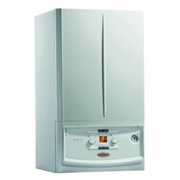 Pachet Centrala termica pe gaz in condensatie IMMERGAS VICTRIX 32 TT PLUS, doar incalzire, kit de evacuare inclus, Boiler indirect cu serpentina ATLAS FST 150, accesorii