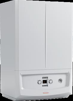 Centrala termica pe gaz in condensatie IMMERGAS Victrix Zeus 25 cu boiler INOX 45 l, kit evacuare inclus