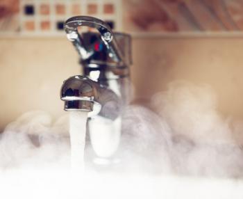 Boilerul electric: apa calda instant
