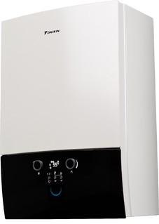 Centrala termica pe gaz in condensatie DAIKIN D2CND 35, kit evacuare inclus