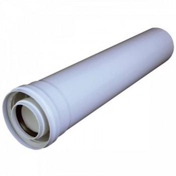 Poza Prelungire coaxiala 60/100, 500 mm condensare