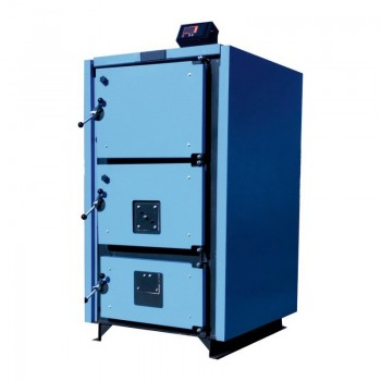Poza Centrala termica pe combustibil solid THERMOSTAHL MCL 300 - 349 kW