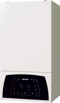 Centrala termica in condensatie MOTAN CONDENS PLUS 100 35, kit evacuare inclus