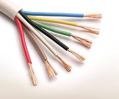 Cablu rotund MYYM 2x2.5 mmp