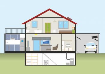 Centrala termica pentru casa sau vila