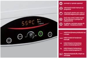 Poza Boiler cu pompa de caldura ARISTON NUOS 80