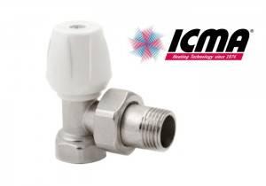 Robinet radiator tur 1/2 ICMA