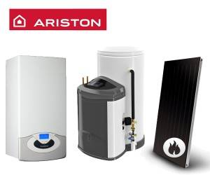 Poza Centrala in condensare ARISTON Genus Premium EVO System 30 + KAIROS FAST CF-CD 1/300