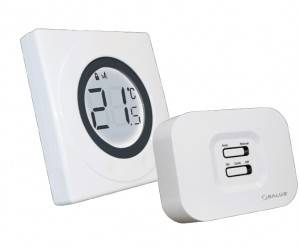 Termostat de ambient fara fir SALUS ST620 RF