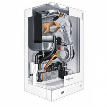 Poza Centrala termica in condensatie VIESSMANN Vitodens 050-W 24 Kw