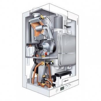 Poza Centrala termica in condensare VIESSMANN Vitodens 111-W 35 kw