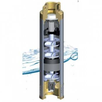 Poza Pompa submersibila PANELLI 95 PR 2 N/14