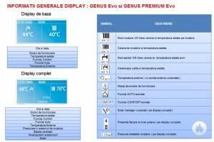 Poza Centrala termica in condensatie ARISTON GENUS PREMIUM EVO 24FF