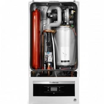 Poza Centrala termica in condensare BUDERUS LOGAMAX PLUS GB 062 KD H V2 24kW