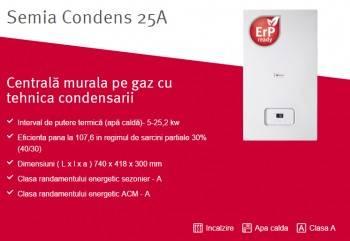 Poza Centrala termica in condensatie SAUNIER DUVAL Semia Condens 25A