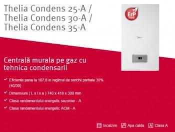 Poza Centrala termica in condensare SAUNIER DUVAL Thelia Condens