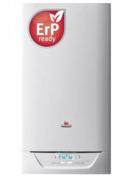Centrala termica in condensare SAUNIER DUVAL Isotwin Condens 35-A cu boiler incorporat 42 l, kit evacuare inclus