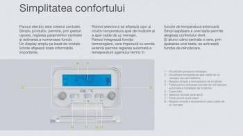 Poza Panou de comanda Centrala termica in condensatie BERETTA EXCLUSIVE BOILER GREEN