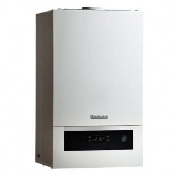 Centrala termica pe gaz in condensare BUDERUS LOGAMAX PLUS GB 012K V2 25kW, kit evacuare inclus