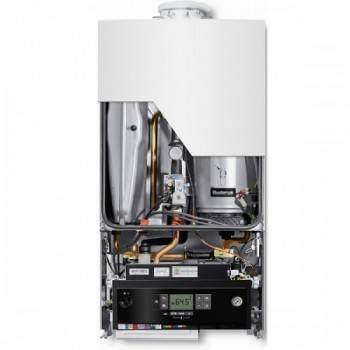 Poza Centrala termica pe gaz in condensare BUDERUS LOGAMAX PLUS GB 072K V2 24kW  kit evacuare inclus
