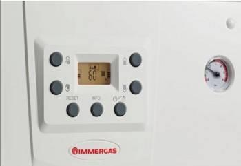 Poza Centrala termica pe gaz in condensare IMMERGAS VICTRIX TERA 24/28 1 ErP, kit evacuare inclus