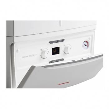 Poza Centrala termica pe gaz in condensare IMMERGAS VICTRIX MAIOR TT 24/28 1 ErP, kit evacuare inclus
