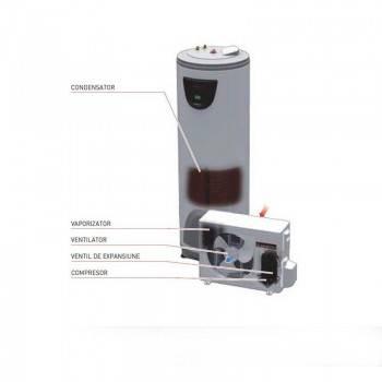 Poza Boiler cu pompa de caldura ARISTON NUOS EVO SPLIT 300 FS