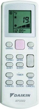 Poza Aparat aer conditionat DAIKIN FTXB50C-RXB50C inverter 18000 BTU, Clasa A+
