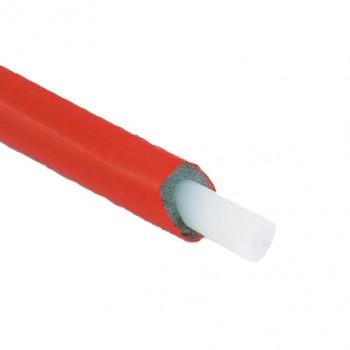 Teava PEX cu bariera oxigen izolat rosu 16 x 2 mm