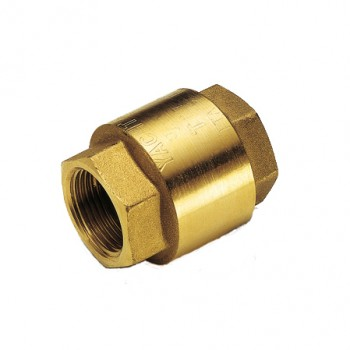 Supapa de sens YACHT F/F 3/4 cu obturator metalic