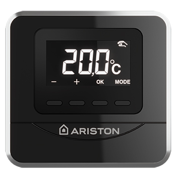 Termostat ambiental fara fir/wireless ARISTON CUBE RF
