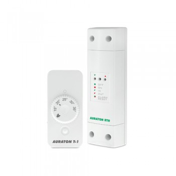 Termostat de ambient fara fir AURATON T-1 RTH