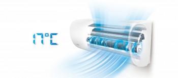 Poza Aparat de aer conditionat Midea Blanc Full DC MSMABU-12HRFN1-QRD0GW, Inverter, 12000 Btu/h , Clasa A++. Poza 9678